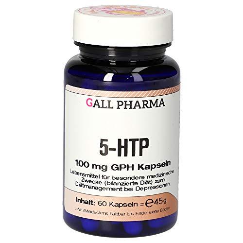 Gall Pharma 5-HTP 100 mg GPH Kapseln, 60 Kapseln