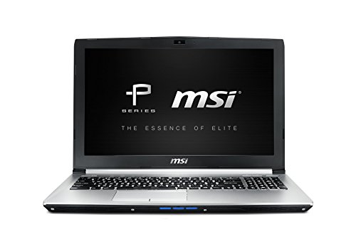 MSI PE70-6QEi78H21 001795-SKU1 43,9 cm (17,3 Zoll) Laptop (Intel Core-i7 6700HQ-HM170, 8GB RAM, 256GB SSD, 1TB HDD, NVIDIA Geforce GTX 960M, Win 10 Home) silber