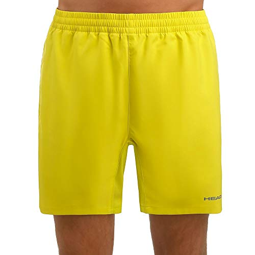 Head Pantalones Cortos Club para Hombre, Talla M, Hombre, Pantalones Cortos, 811379-YW XL, Amarillo, Extra-Large