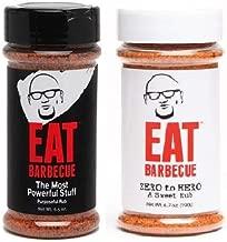 Pellet Envy - EAT BBQ - Zero to Hero/Most Powerful Stuff Combo Pack