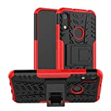 Asuwish Phone Case for Huawei Y6 2019/Honor 8A with