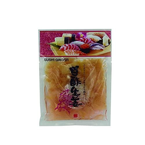 Jengibre encurtido rosa para suchi - 55g - pack de 2