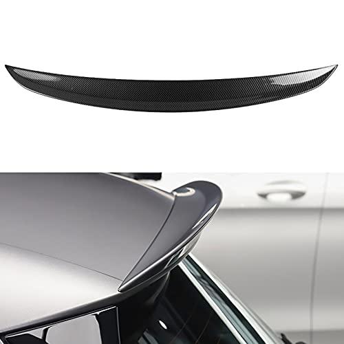 OEMC Spoiler alettone Posteriore per Il Bagagliaio Fibra di Carbonio Spoiler Compatibile con Mercedes-Benz Classe A W177 A180 A160 A200 A220 A250 A45 A35 Hatchback 2019-2024