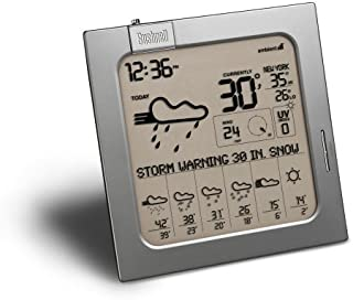 Bushnell 950007 WeatherFX 7 Day Weather Forecaster (Discontinued by Manufacturer)