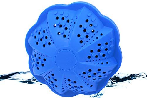 GreenLions Premium eco-wasbal set van 2 - voor de wasmachine - wassen zonder wasmiddel - milieuvriendelijk - allergievriendelijk & antibakdierel - met keramische ballen 1x Öko-Waschball