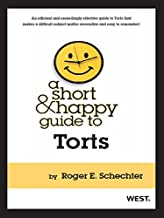 Schechter's A Short and Happy Guide to Torts (Short and Happy Series) PDF