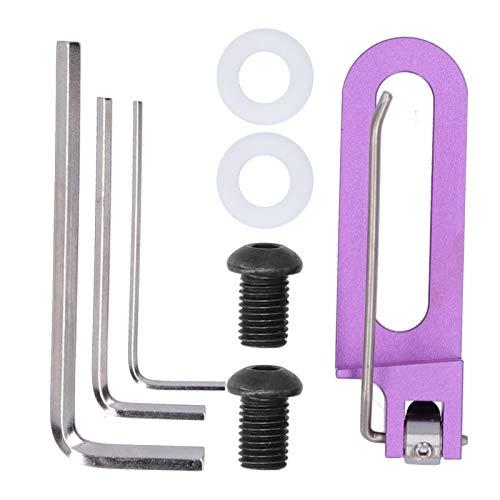 Magnetische steun, aluminiumlegering + staaldraad Professionele recurve boogsteun, betrouwbaar, duurzaam voor dames, heren