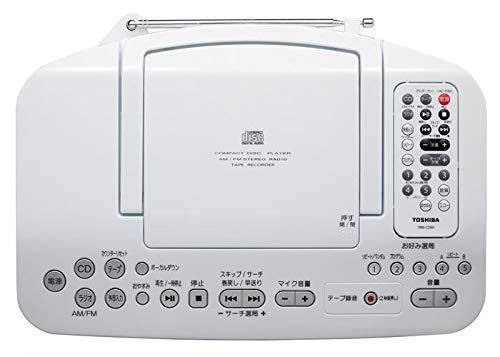東芝ラジカセTY-CDK9(W)[ホワイト]