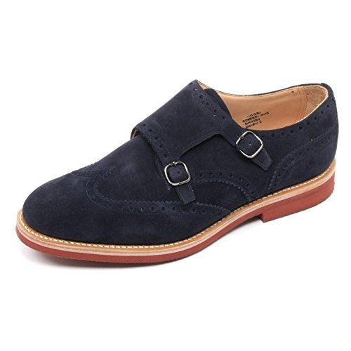 Church's B6146 Scarpa Uomo Kelby 3 Scarpe Blu Shoe Man [11]