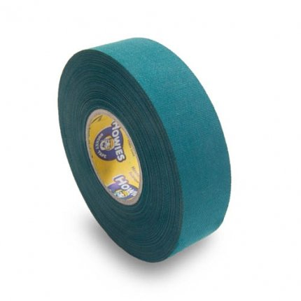 Schlägertape Profi Cloth Hockey Tape 25mm f. Eishockey farbig (türkis), 23 m