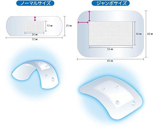 祐徳薬品工業防水カットバンDノーマルサイズ30枚