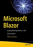 Microsoft Blazor: Building Web Applications in .NET, 2nd Edition Front Cover