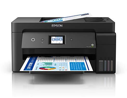 Epson EcoTank ET-15000 A3 Print/Scan/Copy Wi-Fi Printer, Black
