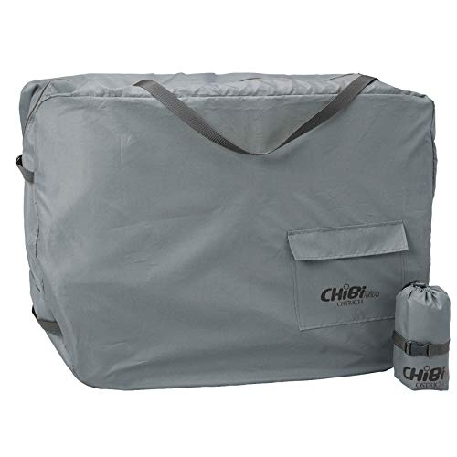 オーストリッチ(OSTRICH) 輪行袋 [ちび輪バッグ] グレー