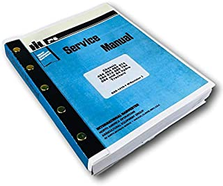Best international 454 tractor parts manual Reviews