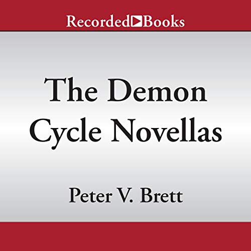 The Demon Cycle Novellas audiobook cover art