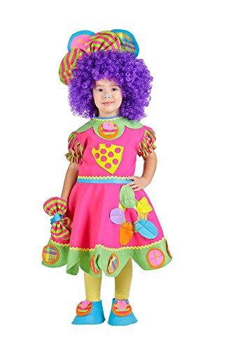 Disfraz de Ratita De Campo infantil - 5-7 años