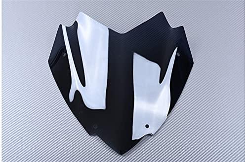 Parabrisas Motocicleta Los deflectores del Parabrisas del Parabrisas de la Motocicleta caben...