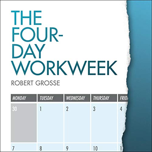 The Four-Day Workweek cover art