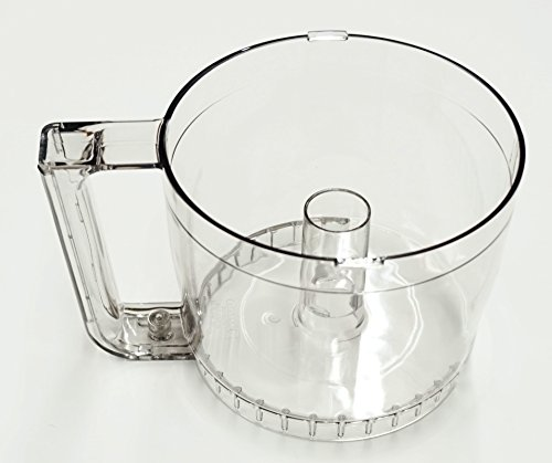 Cuisinart Work Bowl with Clear Handle, 24 oz