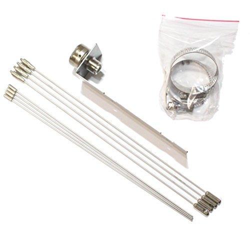 antena vhf uhf fabricante BTECH