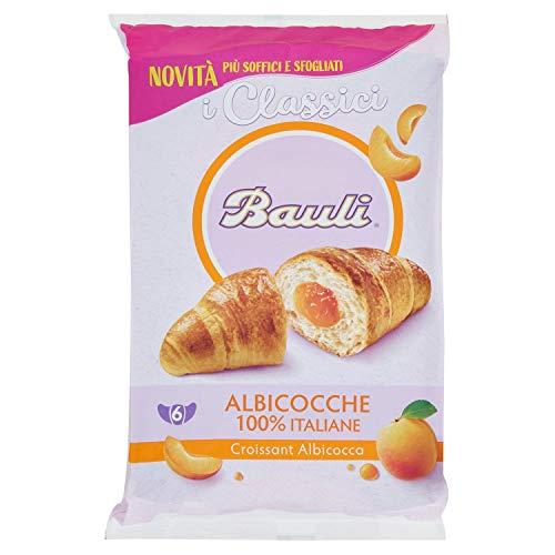 Bauli Croissant Albicocca, 6 x 50g