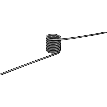 20Pcs Stainless Steel Torsion Springs for .33 Outer Diameter,1.77 inches Length Downlight