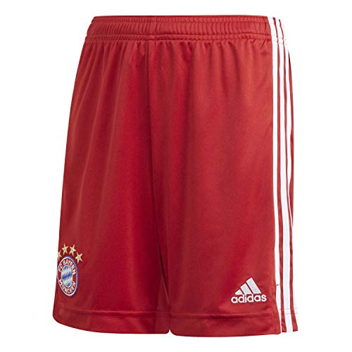 adidas Kinder Fc Bayern Home Shorts, Fcbtru, 152