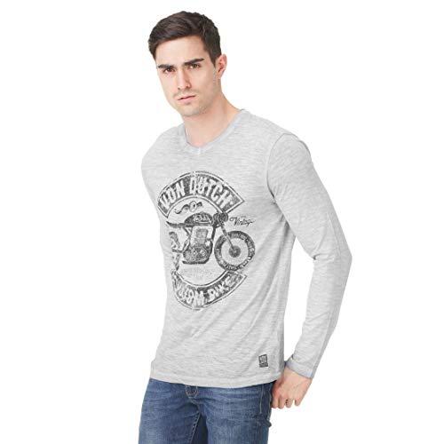 Von Dutch - Camiseta para hombre, color verde