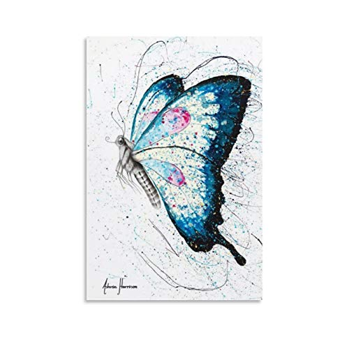 xiaochouyu Ashvin Harrison - Póster decorativo de mariposas con diseño de mariposas...
