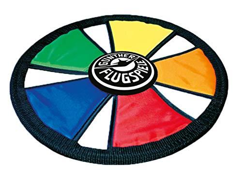 Eva Shop® Flugscheibe Soft Flying Disc 25cm Frisbee 1381 Wurfscheibe Flugscheibe Boomerang Wurfspiel Flugspiel Wurfspiele