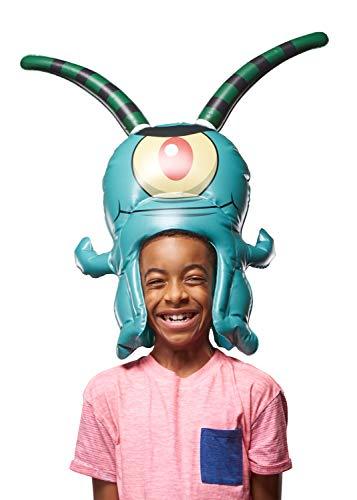 "Alpha Group Spongebob Squarepants, Spongeheads, +20"" Tall Inflatable..."
