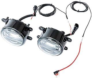 Monland Coche Styling LED Daytime Running Light Accesorios para AutomóViles LáMpara Antiniebla para SX4 Swift Vitara Alto Shangyue Jimny