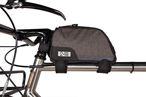 Two Wheel Gear - Commute Top Tube Frame Bag (1 L)...