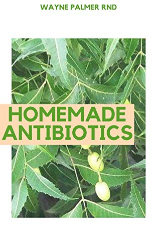 HOMEMADE ANTIBIOTICS : The Definitive Guide To Help You Grow Homemade Antibiotics And Healing Herbs To Prevent Virus (English Edition)
