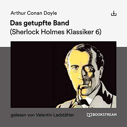 Das getupfte Band audiobook cover art