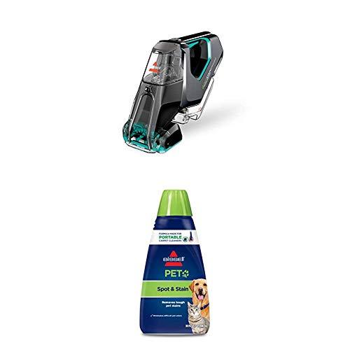 Bissell Pet Stain Eraser Powerbrush + Pet Stain & Odor