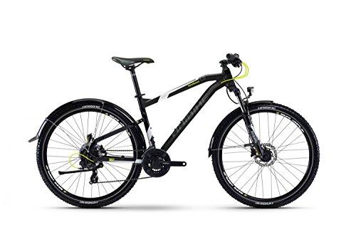 Hai Bike seet hardseven 1.5Street Mountain Bike Nero/Bianco/Lime 2017, 45