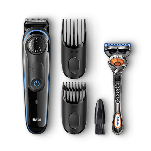 4. Braun BT3040 Men's Ultimate Hair Clipper/Beard Trimmer