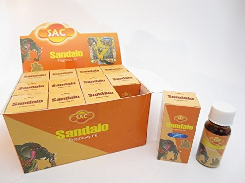 SAC Fragrance Oil Duftöl Sandalo 10ml