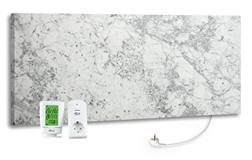 Marmony C780 Plus 800 Watt Infrarotheizung Carrara B-Ware inkl. MTC-40 Funkthermostat
