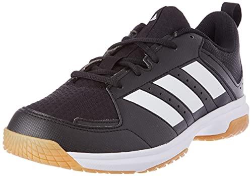 adidas Ligra 7 M, Zapatillas de Running Hombre, NEGBÁS/FTWBLA/NEGBÁS, 43 1/3 EU