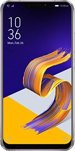 Asus Zenfone 5 Ze620Kl-1H010Eu 6.2' Dual sim 4G 4Gb 64Gb 3300Mah Silver - Smartphones (15.8cm (6.2'), 64gb, 16 Mp, Android, Oreo, Silver)