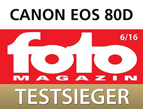 Canon EOS 80D Kit Test - 13