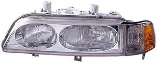 For Acura Legend Sedan 1991-1995 Headlight Assembly Driver Side