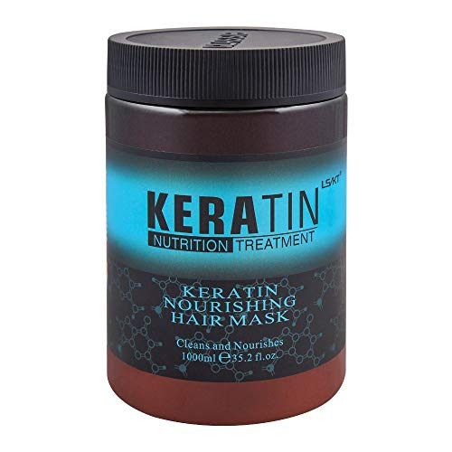 tmt KM KERATIN NUTRITION TREATMENT KERATIN NOURISHING HAIR MASK 1000 ML