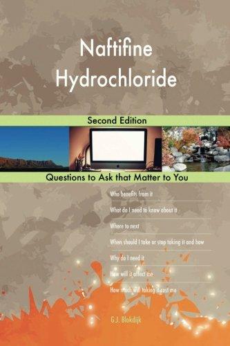 Naftifine Hydrochloride; Second Edition