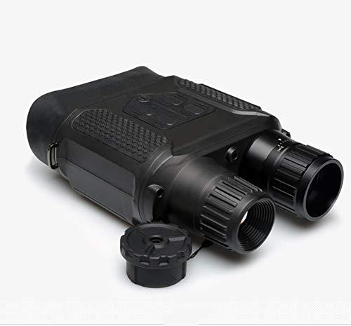 IGRNG HD Binocular Digital-Nachtsicht-Teleskop, 7X HD Vergrößerung, effektive Sichtlinie 50-400M, Geeignet für Sicherheits Jagd