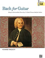 J.S. Bach for Guitar (Tab)