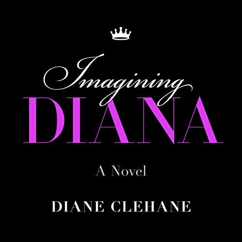 Imagining Diana audiobook cover art